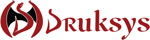 Druksys Logo with Text